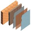 Sistema di isolamento termico in sughero