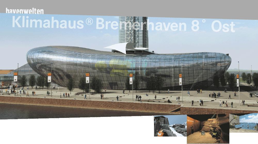 clima - Klimahaus® Bremerhaven 8° Ost 36
