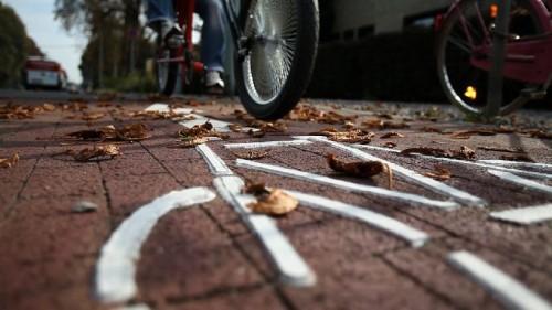 bicicletta per diminuire la nostra impronta ecologica