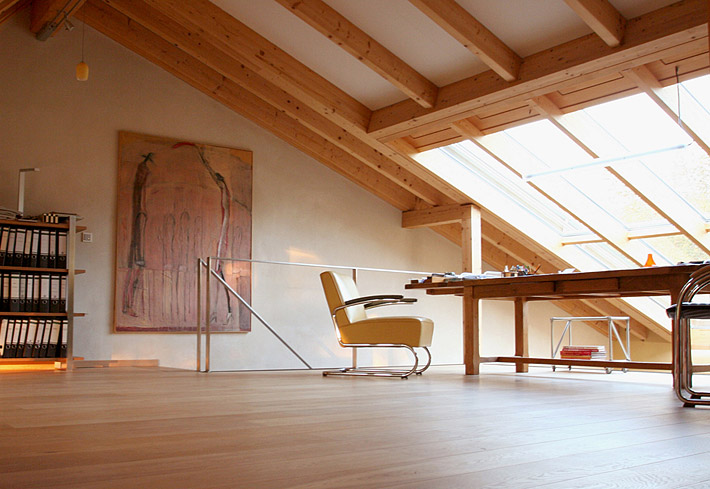 condensa interstiziale - Il tetto senza tenuta all'aria 6