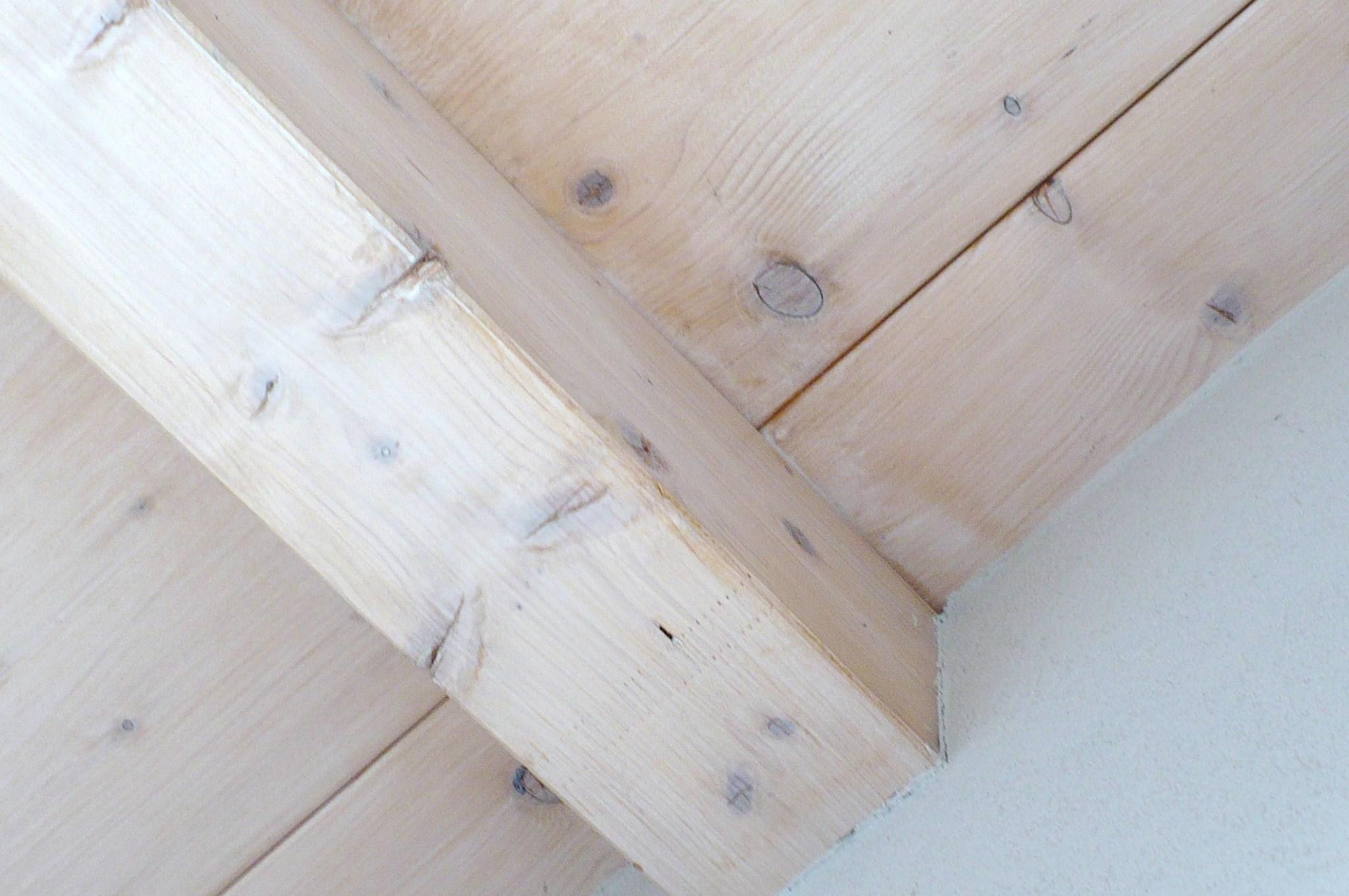 Tetto in legno bianco tetto in legno bianco with tetto in - Tetto in legno bianco ...