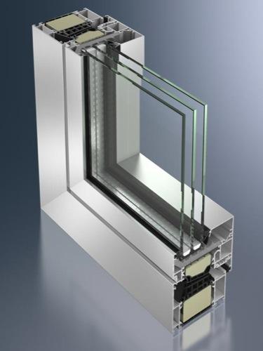 finestra per casa passiva