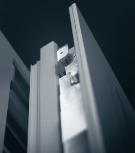 serramenti - La finestra con eccellenti proprietà di isolamento può essere in alluminio 28