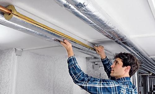 avete mai chiesto al vostro progettista quanto disperdono le tubazioni del riscaldamento? Quanto ...