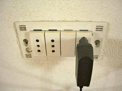elettrico - La tenuta all'aria (fai da te) delle prese elettriche 16