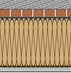 Tetto in tavelle isolato dall interno espertocasaclima - Isolare tetto dall interno ...