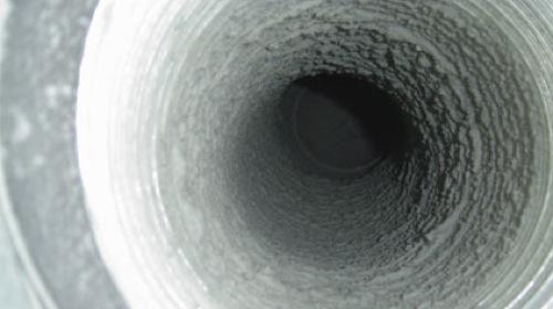 vmc-tubazione-estrazione-corrugata-sporca