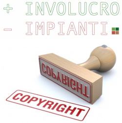 + involucro - impianti copyright