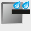 resistono anche alla pioggia battente