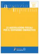 agevolazioni fiscali per il risparmio energetico