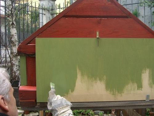 casa passiva per galline progetto