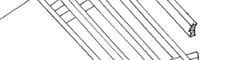 tetto-cordolo-travi-legno