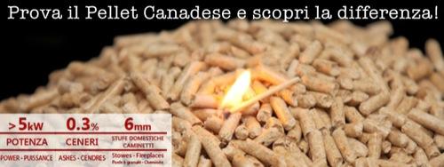 pellet canadese