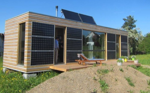 tetto verde tetto metallico