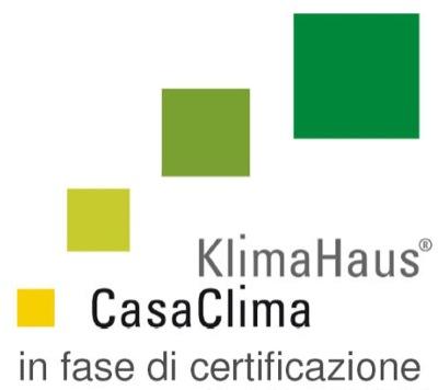 CasaClima KlimaHaus – in fase di certificazione