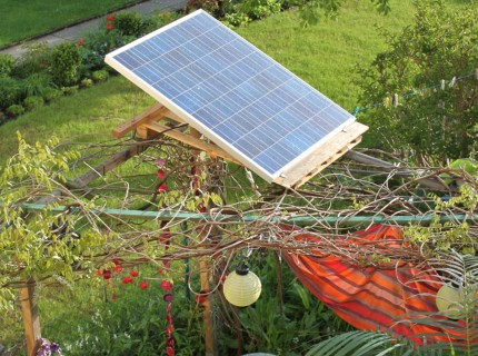 mini fotovoltaico