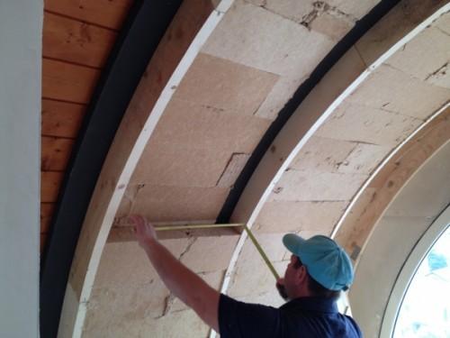 Tetto in fibra di legno espertocasaclima - Isolamento tetto interno ...