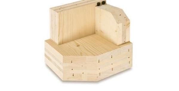 Costruire in legno - Migrazione del vapore e tenuta all'aria in strutture x-lam 2