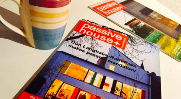 Back issues of Passive House Plus