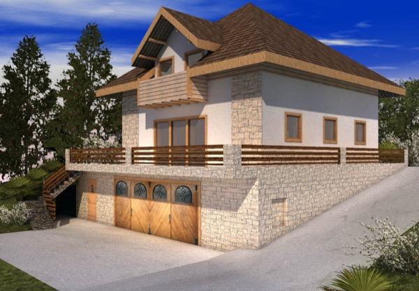 2012: valutazioni e scelte iniziali per nuova costruzione Gallio VICENZA Gradi Giorno 4308 Zona Climatica F