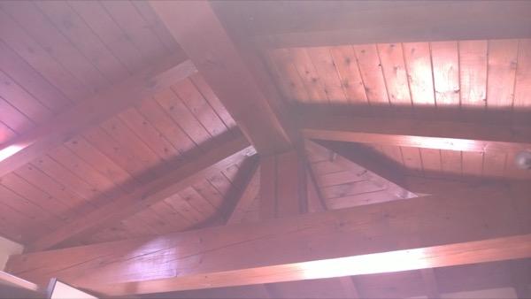 2013: stratigrafia coibentazione interna tetto in legno con progetto di tenuta all aria Castel San Giovanni PIACENZA Gradi Giorno 2552 Zona Climatica E