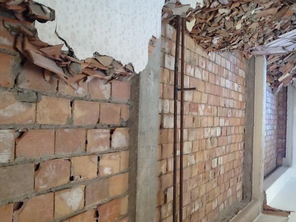 2014 coibentazione interna e in intercapedine attenuazione ponti termici posizione serramenti - Coibentazione parete interna ...