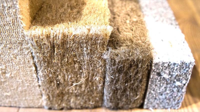 coibentazione contro il caldo - Non uso lana di roccia, né lana di vetro 4