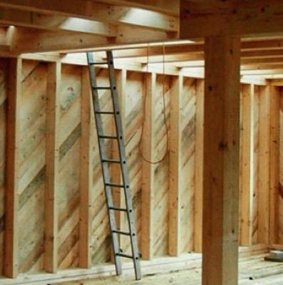 casa passiva - Il miglior compromesso nella scelta dei materiali isolanti per una casa passiva con struttura a telaio 8