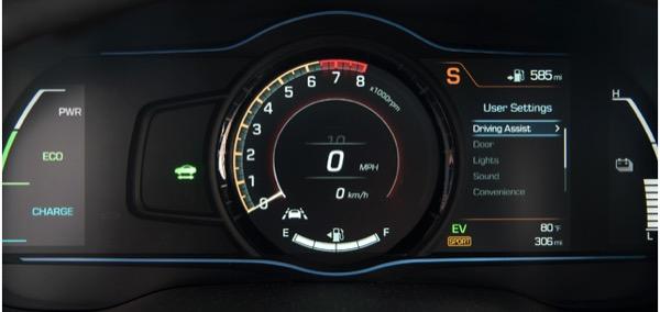 auto - La Hyundai Ioniq non regala la sensazione di guidare un'auto elettrica 52