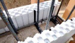 costruire con blocchi cassero legno cemento - Il sogno di una casa in EPS, calcestruzzo e acciaio 4