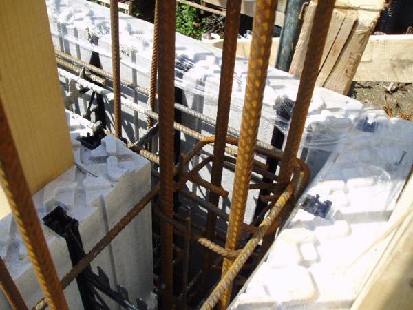 costruire con blocchi cassero legno cemento - Il sogno di una casa in EPS, calcestruzzo e acciaio 2