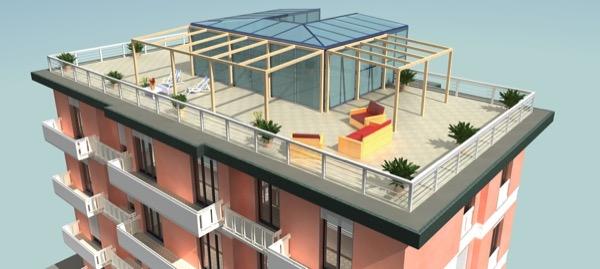 caldo - Isolare il lastrico solare anche contro il caldo, chi paga? 52