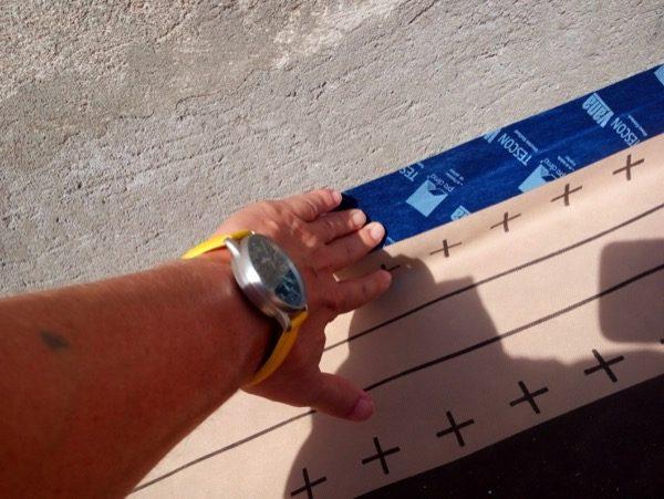 isolamento tetto in latero cemento - i miei 8000, non sul tetto del mondo 10