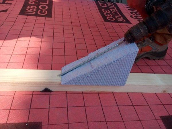 isolamento tetto in latero cemento - i miei 8000, non sul tetto del mondo 8