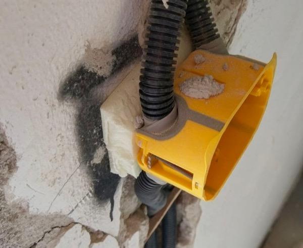 isolamento lato interno - Isolamento interno e soluzioni per impianti elettrici 6