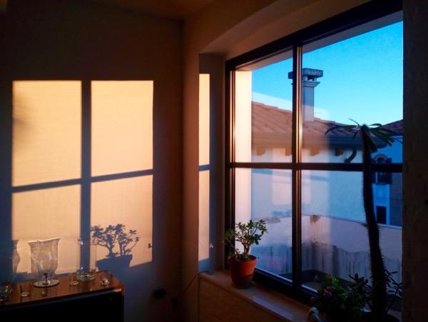 nozioni finestra - Vetro basso emissivo in clima caldo, Sud Italia 2