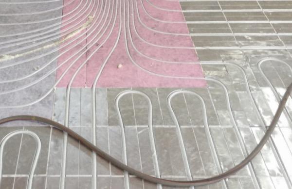 riscaldamento - Riscaldamento a pavimento a bassa inerzia 12