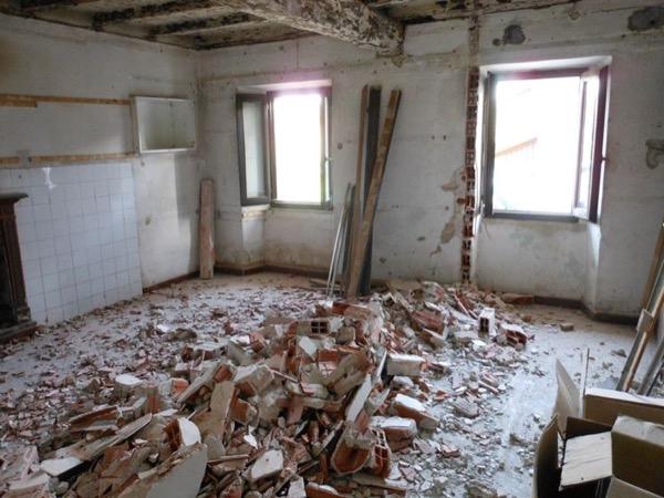 costruire in laterizio - Demolizione e ricostruzione, ristrutturazione, acquisto prima casa 14