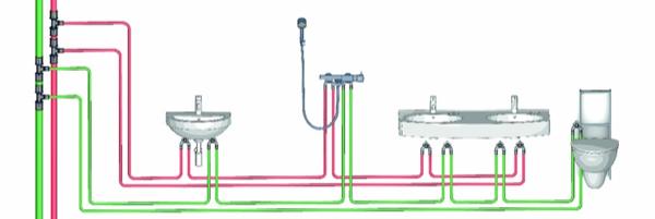 acqua calda sanitaria & solare termico - Linee di distribuzione e qualità dell'acqua sanitaria 4