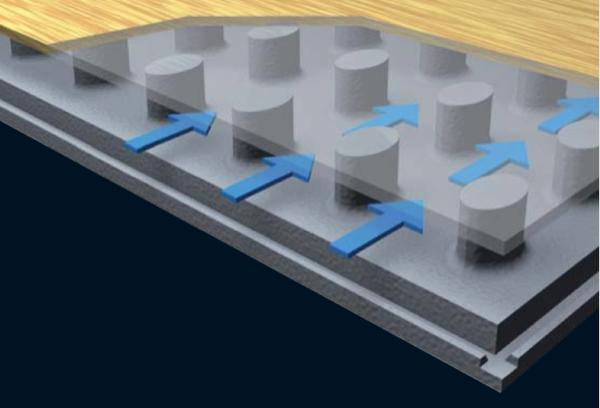 isolamento tetto in legno - Migliorare la coibentazione di un tetto con pannelli termoisolanti ventilati in EPS e OSB 2