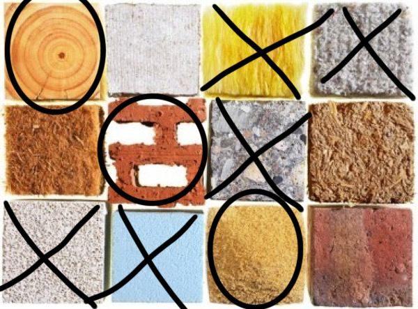 nozioni materiali naturali - materiali bioecologici per ristrutturare o costruire più naturale 4