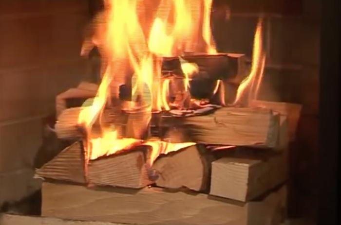 riscaldamento a legna - Accendere la stufa correttamente e senza fumo è efficienza energetica 18