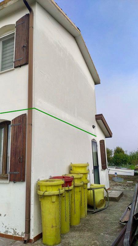 comprendere la muffa - Isolamento e risanamento essenziale di una casa in bimattoni in zona climatica E 18