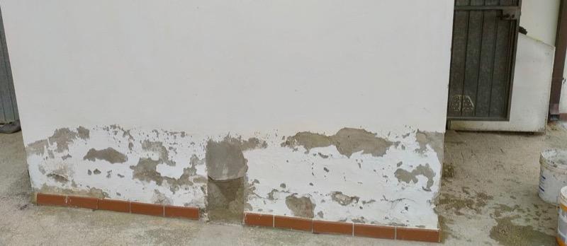 comprendere la muffa - Isolamento e risanamento essenziale di una casa in bimattoni in zona climatica E 26