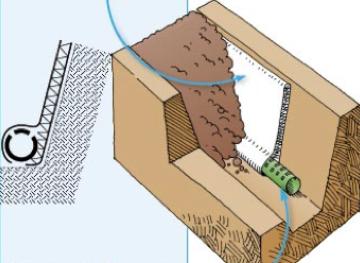 comprendere la muffa - Isolamento e risanamento essenziale di una casa in bimattoni in zona climatica E 28