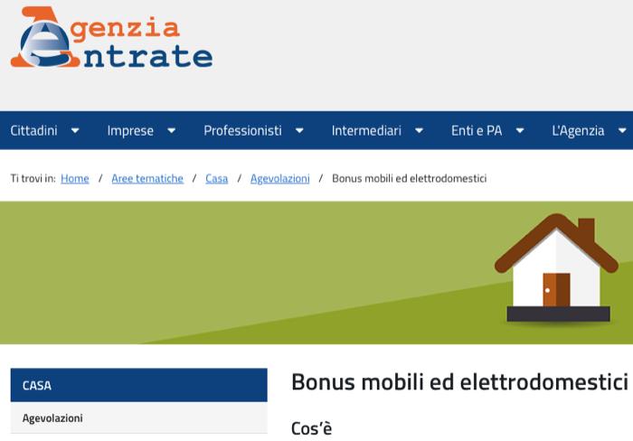 A+++ - Bonus mobili ed elettrodomestici entro fine 2019 4