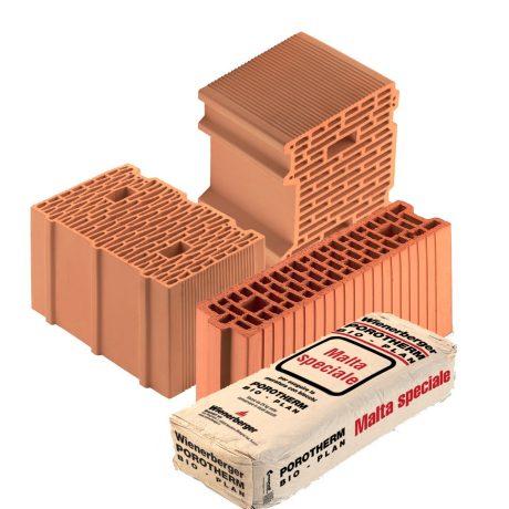 costruire in laterizio - Costruire o ricostruire con laterizio rettificato e facciata ventilata 6