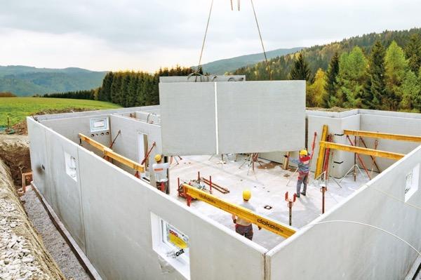 interrato - Isolamento e impermeabilizzazione dell' interrato in costruzione 8