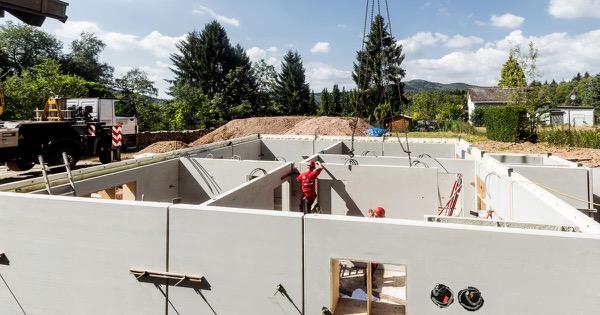 interrato - Isolamento e impermeabilizzazione dell' interrato in costruzione 10