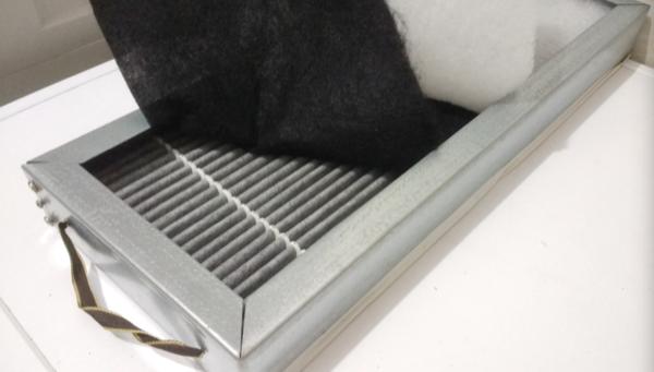 VMC filtri - Filtri fai da te per una VMC centralizzata 18